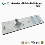 Tout-en-un Rue lumière LED solaire 90W