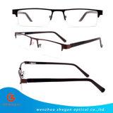 Metal Half-Rim simples gafas de lectura