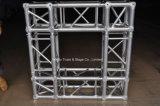 Caja de aluminio de la esquina de la plaza 290X290mm braguero
