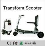 よい価格の電気バイクのリチウム電池のスマートな3つの車輪のスクーター