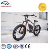 درّاجة كهربائيّة مع قاطع متناوب دواسة
