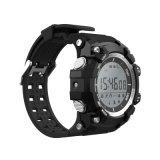 Водонепроницаемый мужчин спортивного браслет моды смотреть вызов сообщение напоминание о здоровых Smart Sport часы