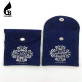 High-End Custom Drawing Velvet Jewelry Pouch