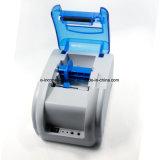 mini impresora termal androide de escritorio de la escritura de la etiqueta de 58m m USB/Bluetooth para el androide/IOS con Ce/FCC/RoHS (ICP-PL58A)