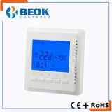 Termóstato de la calefacción del aparato electrodoméstico del regulador de la temperatura ambiente