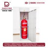 Het geplaatste direct Systeem van het Brandblusapparaat van het Systeem van de Afschaffing van de Brand van het Kabinet FM200