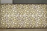 3D Decoratie van het Comité van de Bakstenen muur