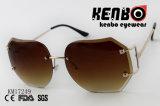 Солнечные очки с обрезанный край и специального наконечника км17249