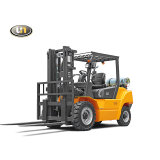 4.0 Tonne LPG und Benzin-Gabelstapler mit GR.-Motor