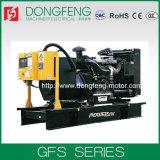 Diesel van de Fase van Type drie van de Prijs van de Motor van China Goedkope Open Generator Genset