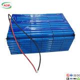 Pacchetto della batteria di litio di Icr 18650 22.2V 206ah del comitato solare di potere