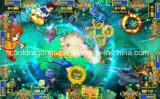 Huelga de juego del león de la máquina del juego de vector de 2017 nueva pescados más la máquina de juego video