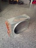 Bobina del condensatore del congelatore con l'aletta dell'alluminio e del tubo di rame