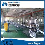Máquina de extrusión de lámina de plástico de PVC, máquina de espuma de PVC Mat