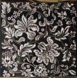 Фошань завод 600X600мм декоративной золотой полированной плиткой ковров Crystal