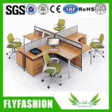 Modèle moderne de poste de travail, compartiment de bureau de conception (OD-58)