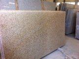 Rostiger/gelber Granit G682 für Fußboden