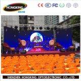 Im Freien farbenreiche Mietbildschirmanzeige LED-P6