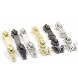 Vestuário de vendas melhores designs personalizados Zipper barra deslizante