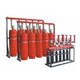 sistema extintor del extintor del sistema de 5.6MPa Hfc-227ea FM200