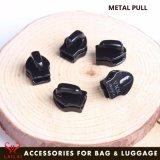 Sperrender umschaltbarer Reißverschluss-Schweber-kundenspezifischer Metallreißverschluss-Schlüsselschweber für Gepäck-Beutel
