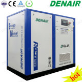 0.7MPa/7bar elektrischer VSD VFD Inverter-stationärer Drehschrauben-Luftverdichter