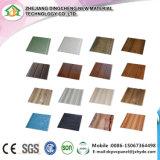 L'impression de PVC de qualité lambrisse le panneau de mur de plafond d'impression de PVC fait dans le DC-10 de la Chine