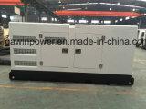 100kVA/80kw Weichai Dieselgenerator mit Qualitätsbeiliegendem Schrank