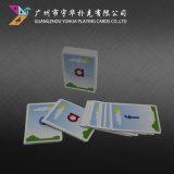 Projetar cartões educacionais dos cartões de jogo para miúdos
