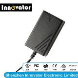12V 2.0A 24W Energien-Adapter mit Wallmount Typen für LED-Licht u. Laptop