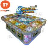 Het monster wekt plus Machine van het Spel van de Visserij van de Machine van het Spel van de Staaf de Muntstuk In werking gestelde Video