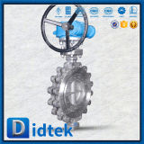Didtek Dn350のラグナットの蝶弁