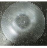 Dia 200mm Dia 20cm焦点100mm大きく大きく巨大なアクリルの光学PMMAの円形の交通信号の軽い段階ランプのフレネルレンズレンズHw-200t