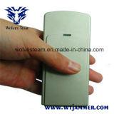 Mini frequenza triplice portatile con costruito in antenna + (GPS L1/L2/L5) emittente di disturbo marrone chiaro di GPS