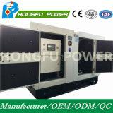 generatori di 528kw 660kVA Cummins/gruppo elettrogeno diesel con il baldacchino galvanizzato