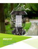 Lampe solaire extérieure de tueur d'insecte