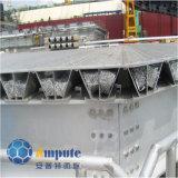 Предотвращение взрывов материалов (длинный тонкий рулон сетки)