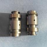 Neues Produkt exakte Soem-CNC anodisierte Aluminium-maschinell bearbeitenteile
