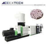 작은 알모양으로 하기 기계를 재생하는 LDPE 플레스틱 필름