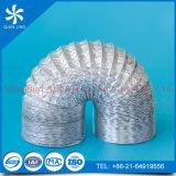 """verstärkte flexible Aluminiumleitung 4 """" - 20 """" für Ventilation mit nicht brennbarem"""