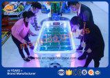 대중적인 동전에 의하여 운영하는 월드컵 축구 경기 기계 위락 공원 테이블