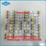 Белый порошок Mt2 для людских пептидов Melanotan роста