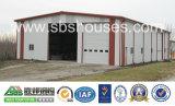 Мастерская стальной рамки стены и крыши стального листа стальная структурно
