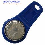 ID da série iButton 1 fio azul com sistemas de controle de acesso de FOB e Bicos Valvulados
