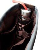 Saco portátil resistente da inserção da bolsa da lona de 10 bolsos no organizador do saco