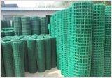 高品質PVCは牛によって溶接された金網のパネルに塗った