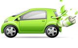 저속 도시 전기 차량을%s 지능적인 리튬 건전지 팩 & BMS