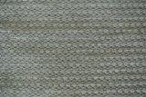 Tissu de Chenille bleu de plaine de modèle de l'Amérique (fth31826)