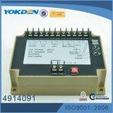 4914091의 발전기 예비 품목 전기 속력 조절기