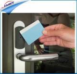 Whoelsale personalizou o cartão programável da listra magnética de RFID para a chave do hotel